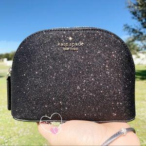 Gaby'sBags🥰-Kate Spade Glitter Cosmetic Bag